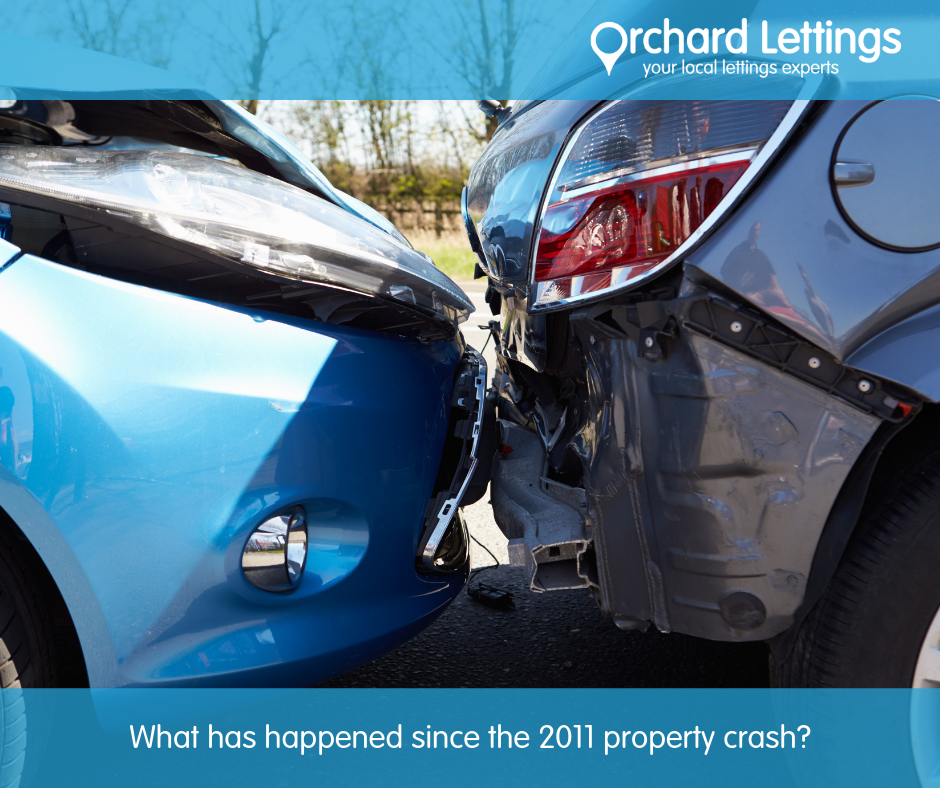 What has happened since the 2011 property crash?